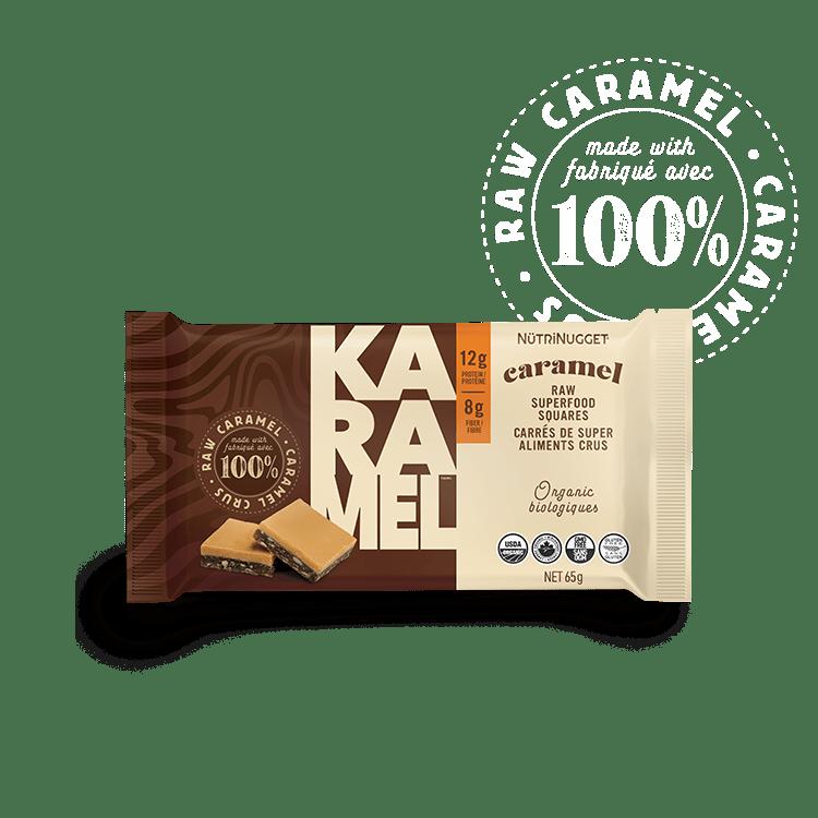 Nutrinugget au caramel Karamel